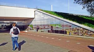 Panorama fotografie Rotterdam