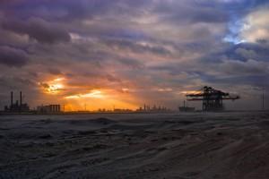 maasvlakte;rotterdam;europoort