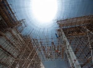 scaffolder;hoogwerkers;steigerbouwers