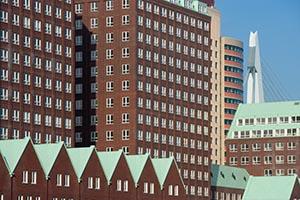 Architekt Hans Kollhoff;compagnie;rotterdam