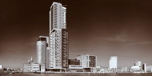 mecanoo architecten;montevideo;rotterdam;wilhelminapier