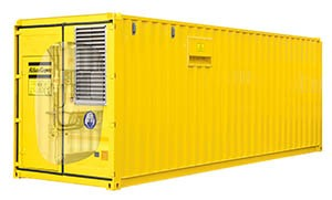 atlas copco;container
