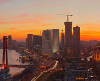 Rotterdam begin 2008