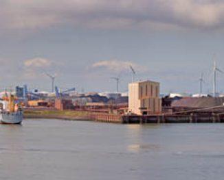 Calandkanaal & de Nieuwe Waterweg (2005)