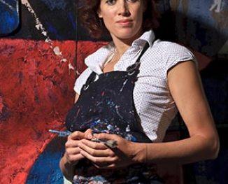 Sasja Hagens Kunstschilder