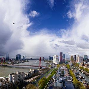 Rotterdam regen