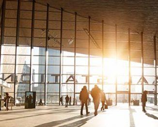 Stationshal Rotterdam