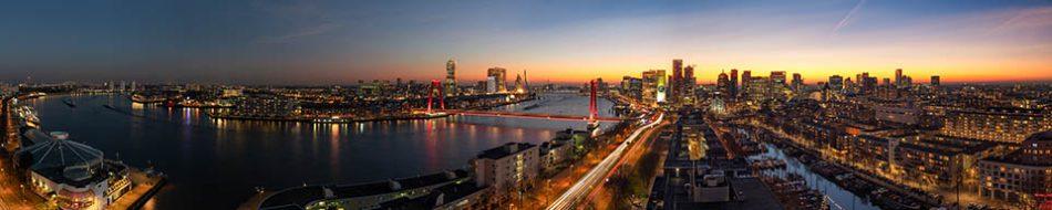 Rotterdam begin 2019