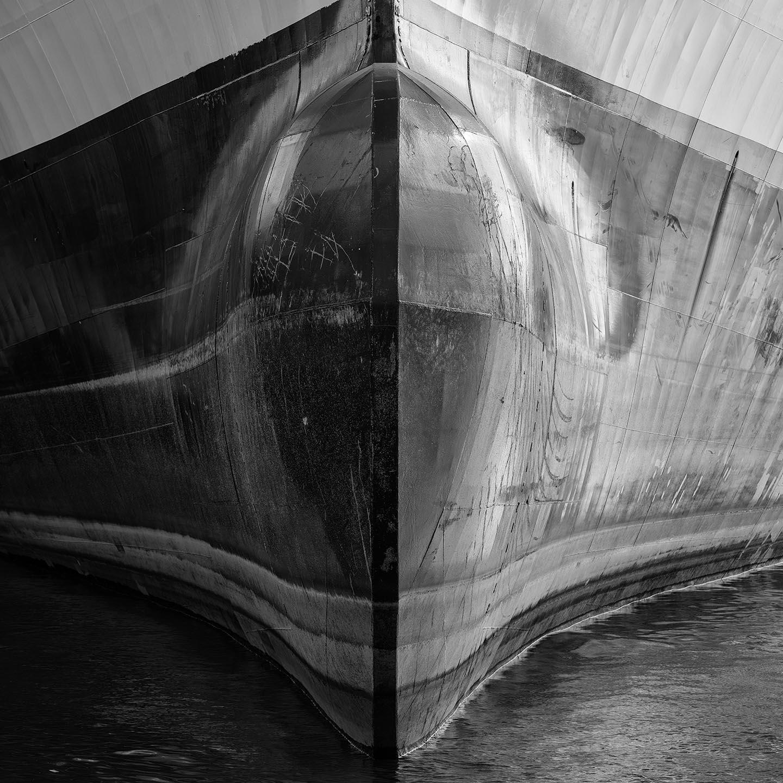 Romp van schip