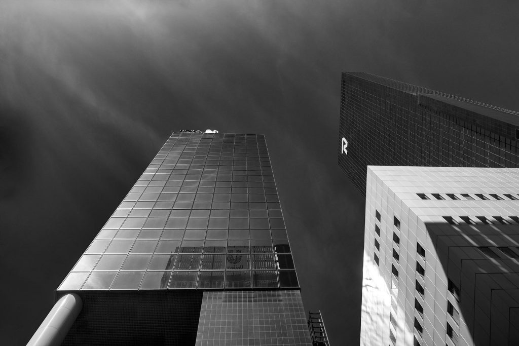 Rotterdam centrum fotograaf