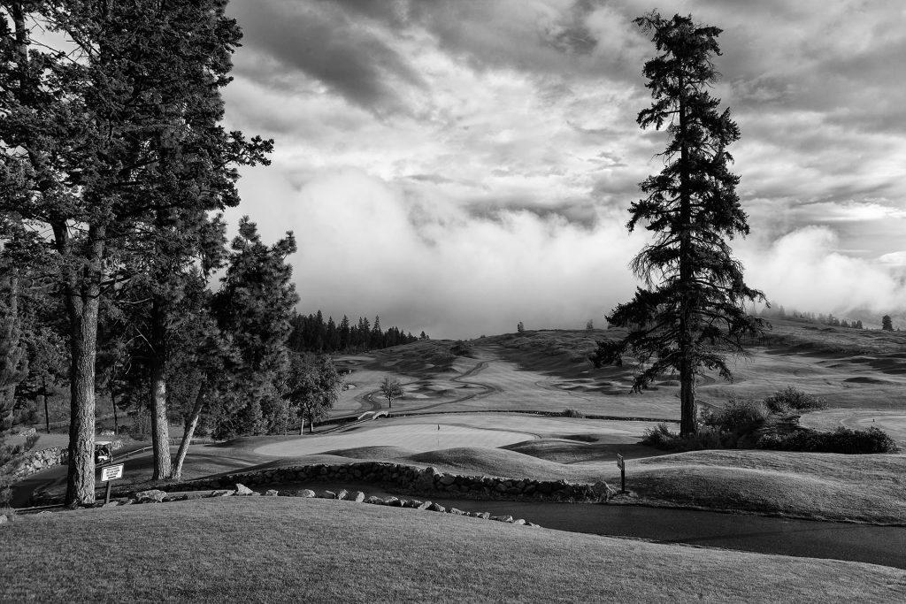 Golfbaan fotograaf