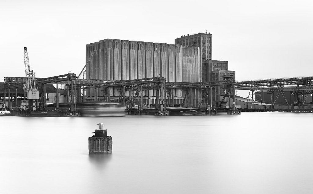 Fotografie Botlek Rotterdam