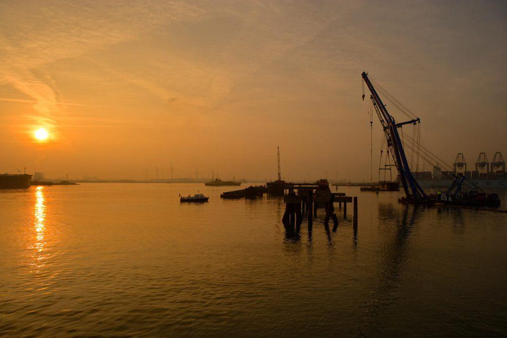 Europoort fotograaf in Rotterdam