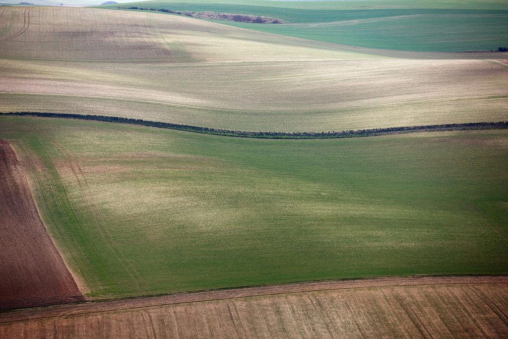 Golvende landbouw