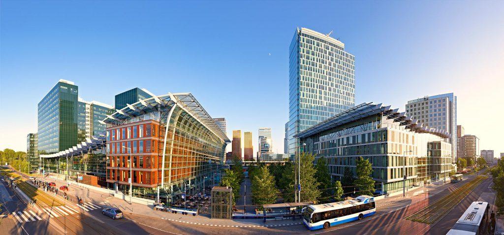 WTC gebouw in Amsterdam