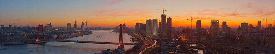 Rotterdam-begin-2008-panorama