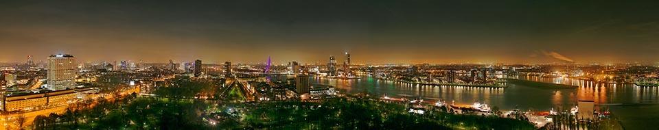 Rotterdam-vanaf-de-Euromast_II-panorama