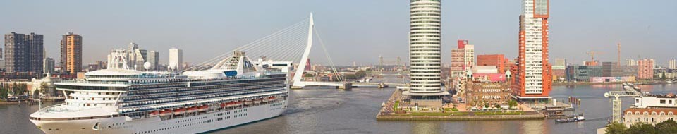 Golden Princes panorama rotterdam